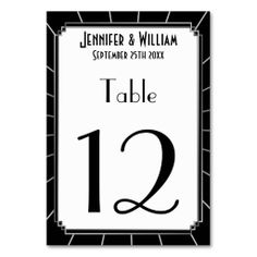 Vintage Art Deco Gatsby Style Wedding Table Number Table Cards We provide you all shopping site and all informations in our go to store link. You will see low prices onThis Deals          	Vintage Art Deco Gatsby Style Wedding Table Number Table Cards Review on the This website by cli...