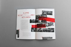 MagSpreads - Editorial Design and Magazine Layout Inspiration: New World School of the Arts Magazine