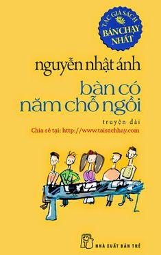 Bàn có năm chỗ ngồi - Nguyễn Nhật Ánh (epub + prc + pdf +mobi)
