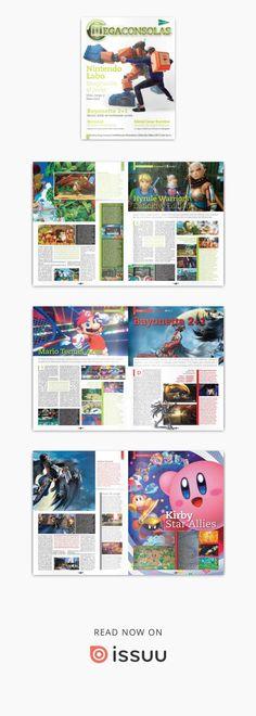 Megaconsolas nº 140  Revista especializada en videojuegos y consolas distribuida en El Corte Ingles