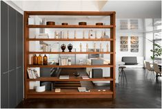 Image result for ikea expedit room divider