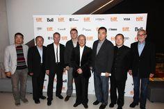 Xie Fei, Noah Cowan, Chen Kaige, Fu Hongxing, Bart Testa Chen, Ontario, Attraction, Toronto, Cinema, Film, Movie, Movies, Movies