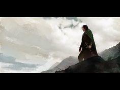 La Caza de Gollum (Sombras del Bosque Negro 1/6) - El Señor de los Anillos LCG - YouTube