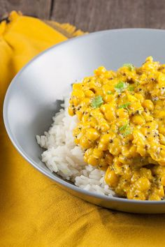 Great way to use yellow split peas. Indian dhal is a lovely vegetarian dish.