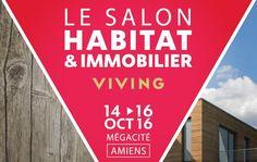 Salon De L'habitat à Amiens du 14/10/2016 au 16/10/2016 | Résidences Picardes