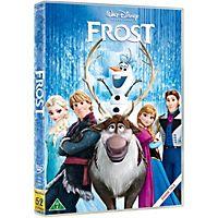 I det animerede eventyr Frost lægger en profeti et helt land i evig vinter. Anna, Kristoffer og rensdyret Sven, tager ud på en lang rejse for at finde Elsa, Isdronningen, for at gøre en ende på den is