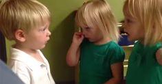 Adorable Children Argument Ever