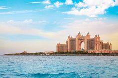 Atlantis, The Palm ~ Dubai, United Arab Emirates