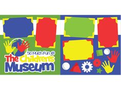 The Childrens Museum by ScrapbookConcierge on Etsy