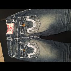 Authentic True Religion Toddler 2T Jeans Only worn for a couple hours.... True Religion Other