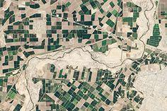 A River Renewed  : Image of the Day : NASA Earth Observatory