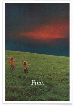 Free en Tirage d'art premium