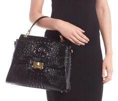 ❤️NWT BRAHMIN MELBOURNE BRINLEY SATCHEL BLACK HANDBAG #Brahmin #Satchel Black Handbags, Melbourne, Satchel, Shoulder Bag, Accessories, Ebay, Fashion, Black Purses, Moda