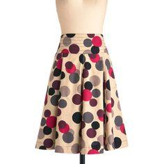 Modcloth Retro skirt