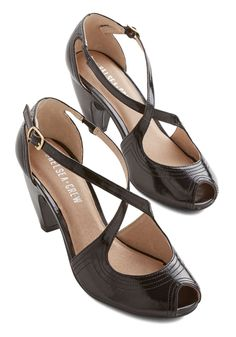 Love these!  Wish I ran around in heels like I used to when I worked Corporate America.  I would wear these all the time.