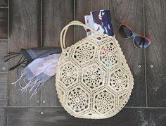 Un joli sac en crochet - Femme Actuelle