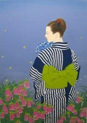 013.蛍狩ブログ Japanese Painting, Printmaking