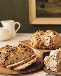Irish Soda Bread - Martha Stewart Recipes