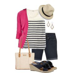 Untitled #577 by texasgal50 on Polyvore featuring J.Crew, Old Navy, Aéropostale, Reef, Marc Fisher, Lucky Brand and American Eagle Outfitters