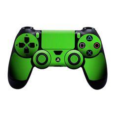 Sony PS4 Controller Matt Green Skin