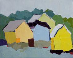 La peinture de paysage remises II peinture à par DonnaWalker