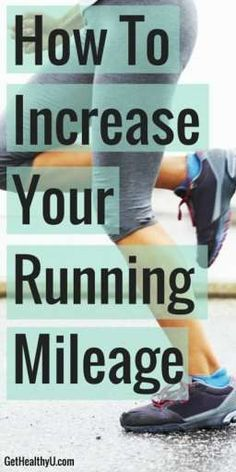 These tips will help achieve your goal to run a little farther, go little faster, and improve your endurance! @Octane Fitness