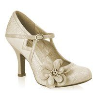 CINDY (Gold) - Shoes - By Ruby Shoo