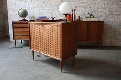 Poul Cadovius Teak Cabinets