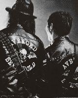 Synyster Gates and Zacky Vengeance ~ Avenged Sevenfold