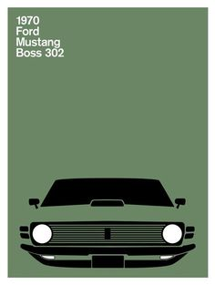 "Known as the First Generation Mustang from 1964 to Quickly became hot seller and copied by many. By the late Ford lost their swagger with the ""Pony"" car and launched a redesign for 1974 yea Mustang Boss 302, 1970 Ford Mustang, Ford Gt, Ford Mustangs, Muscle Cars, Ford Classic Cars, Car Illustration, Car Posters, Pony Car"