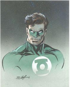 Neal Adams Hal Jordan