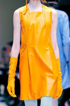Cacharel AW 2012,Paris Fashion Week!!