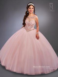 Vestidos de quinceañera elegantes 2017 Marys Bridal