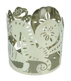 SONOMA life + style® Seahorse Candle Sleeve