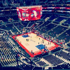 Best trip....to Los Angeles for a Clippers Game!
