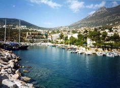 Kalkan Turkey Turkey Destinations, Travel Destinations, Great Places, Places Ive Been, Kalkan Turkey, Turkey Travel, Turquoise Water, Trip Planning, Wanderlust