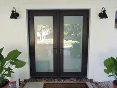Front Door Frosted Glass Panels Doors In 2019 Glass