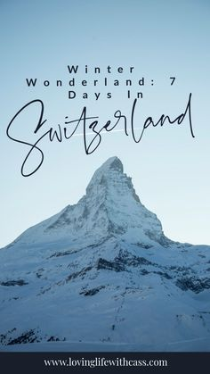 Do you dream of travel Switzerland in winter? Then pin and click on this travel blogger's 7 day Switzerland itinerary. This blog will tell you things to do in Switzerland and suggestions to which beautiful destinations you should visit in the country. Plan your perfect Switzerland bucket list now! #travelswitzerland #winterwonderland #switzerlandwinter Switzerland In Winter, Switzerland Itinerary, Travel Plan, Travel Articles, Places Around The World, Trip Planning, Winter Wonderland, Travel Inspiration, Curls
