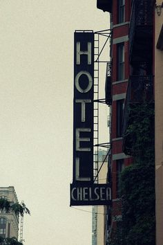 chelsea hotel chelsea nyc nyc photo old by outsiderphotography, $25.00