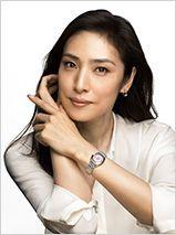 <グランドセイコー>キャリア女性の腕に美しい日本の時計を。  18K仕様のレディスモデルによりラインアップ強化  ~ イメージキャラクターに天海祐希(あまみゆうき)さんを起用 ~|セイコーウオッチ株式会社