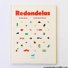 Redondelas, un silent book vintage con pequeñas historias sobre animales y plantas