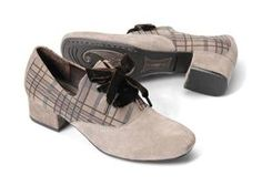 Women's Born Kaster - Sasso Plaid Suede