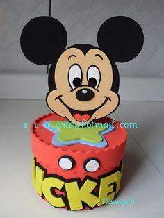 Mickey Mouse | porta treco | elisangela alexandre | Flickr