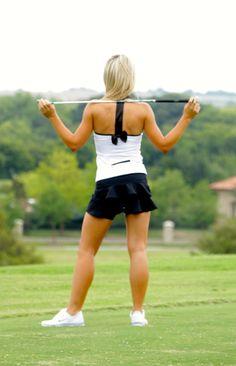 b7709361953 FlirTee Golf  Womens Golf Clothes - Stylish Womens Golf Apparel Designer