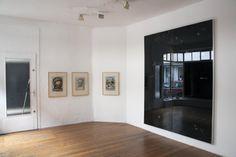 Ausstellung NEURO von Sebastian Böhm, Galerie Junge Kunst Trier. Foto: Andreas Thull