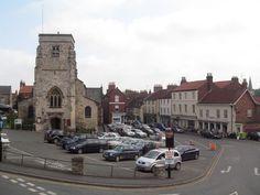 Malton, North Yorkshire.