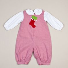 This isn't how I usually dress my kids, but someone get this for Keira! Too cute:)