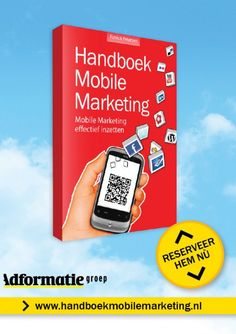 Social Mobile en Mobile Marketing Strategie en veel cases in het @HandboekMobile Marketing #HMM RESERVEER NU!  #MarCom12