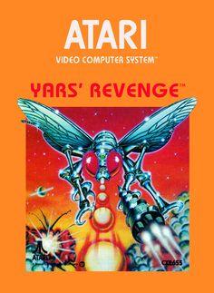 Yars' Revenge (Atari, 1982)