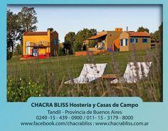En Tandil, Hostería & Casas de Campo, Chacra Bliss